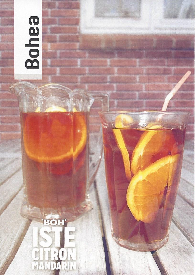 Lav din egen iste med BOH løs te