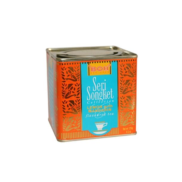 BOH citron te med mandarin