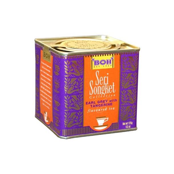 BOH earl grey te med mandarin