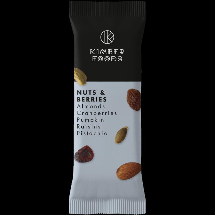 Kimber Foods NUTS & BERRIES str. M
