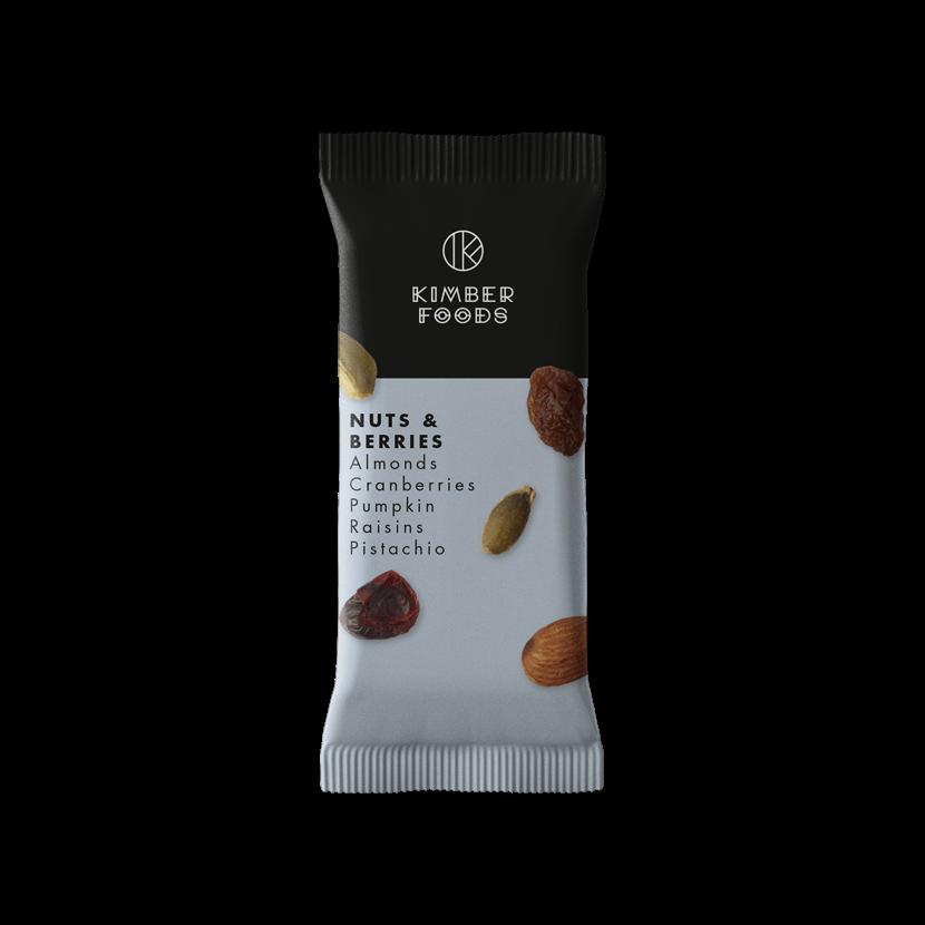 Kimber Foods NUTS & BERRIES str. S
