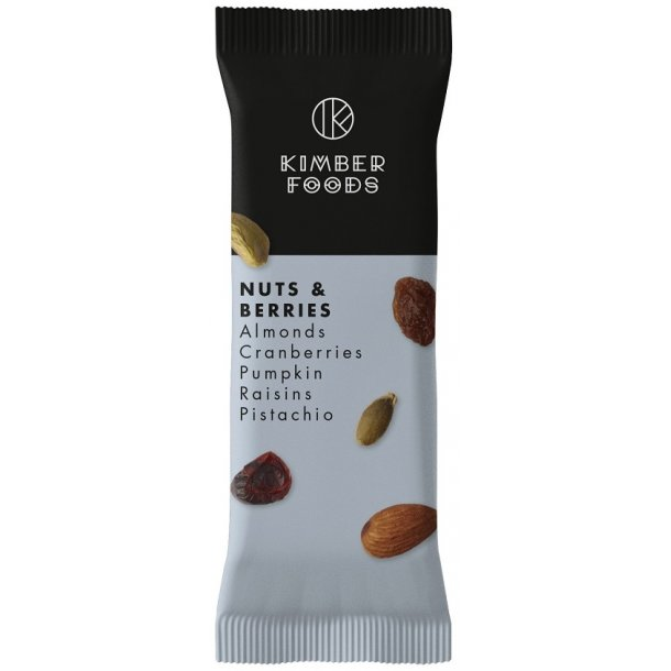 Kimber Foods NUTS & BERRIES M