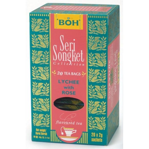 BOH kærlighedsfrugt med rose te, sort te