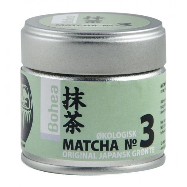 Økologisk matcha no. 3