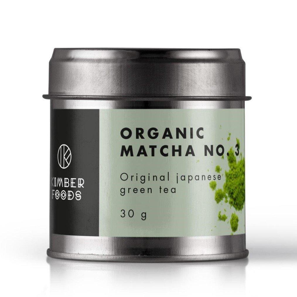 ØKOLOGISK MATCHA NO. 3 japansk